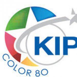KIP color 80 logo